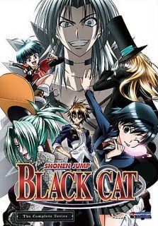 Black Cat   The Complete Series DVD, 2008, 6 Disc Set