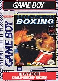 Heavyweight Championship Boxing Nintendo Game Boy, 1990