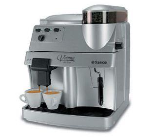 Saeco Vienna SuperAutomatica 2 Cups Coffee Espresso Combo