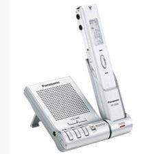 Panasonic RR US006 7 Hours Handheld Digital Voice Recorder