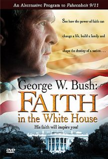 George W. Bush Faith in the White House DVD, 2004