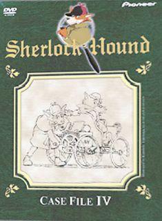 Sherlock Hound Case File 5 DVD, 2002