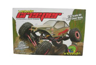 Venom Creeper Comp Crawler Radio Control