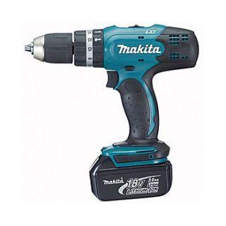 Makita BHP453 18V Li Ion Cordless Drill Driver