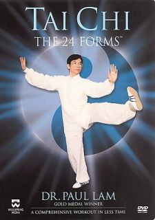 Tai Chi   The 24 Forms DVD, 2001