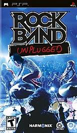 Rock Band Unplugged PlayStation Portable, 2009