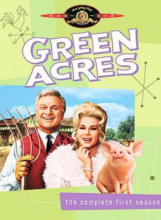 Green Acres   The Complete First Season DVD, 2009, 2 Disc Set