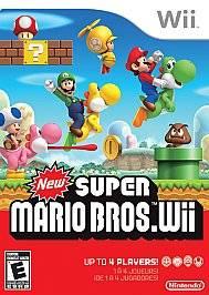 New Super Mario Bros. Wii, 2009