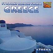 Dance From Greece 1998 by Athena CD, May 2006, Arc Music