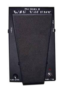 Morley Pro Series Distortion WAH Volume Distortion Guitar Effect Pedal