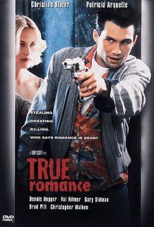True Romance DVD, 1997