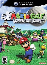 Mario Golf Toadstool Tour Nintendo GameCube, 2003