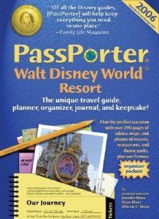 Passporter Walt Disney World The Unique Travel Guide, Planner
