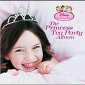 Disney Princess Tea Party CD, Feb 2005, Walt Disney