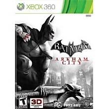 Batman Arkham City Xbox 360, 2011