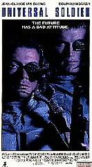 Universal Soldier VHS, 1992