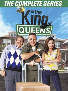 King of Queens   The Complete Series DVD, 2011, 27 Disc Set