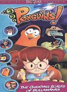 Penguins   The Cheating Scales of Bullamanka DVD, 2002