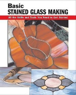 How to Make Stained Glass Sun Catchers : Cutting the Pattern for