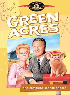 Green Acres   The Complete Second Season DVD, 2005