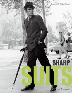 Sharp Suits by Eric Musgrave 2010, Hardcover