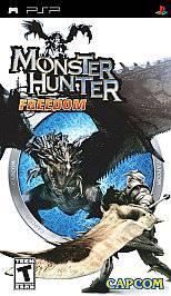 Monster Hunter Freedom PlayStation Portable, 2006