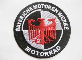 Next  BMW MOTOR AUTO MOTOR PATCH embroidered Badge 7x7cm