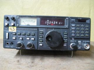 communications receiver in Ham, Amateur Radio