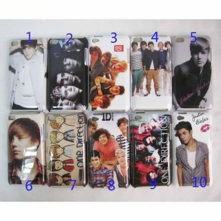One Direction Hard SKIN CASE COVER FOR IPOD TOUCH 4 4G 4TH GEN 10model