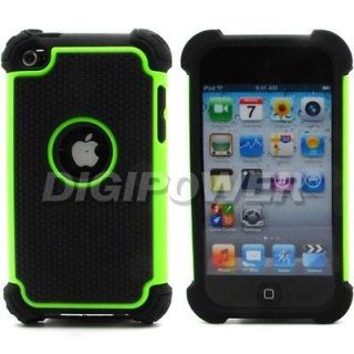 HEAVY DUTY PROTECTION CASE COVER SKIN FOR APPLE IPOD TOUCH 4G 4TH