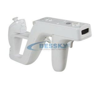 Brand New Zapper Gun for Nintendo Wii Remote Controller Game