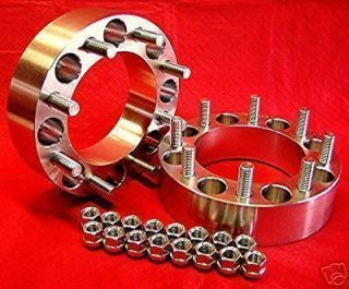 Dodge Dually 8 lug (BILLET) WHEEL SPACERS ADAPTERS