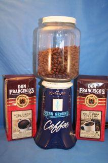 KITCHEN AID / KITCHENAID COFFEE GRINDER A 9 RESTORED COLBL