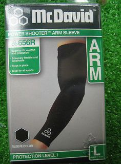 McDavid 656R Basketball Power Shooter Arm Wrist Compression Support
