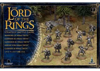 Lord of the Rings Strategy Battle Game: Warriors of Minas Tirith 0527