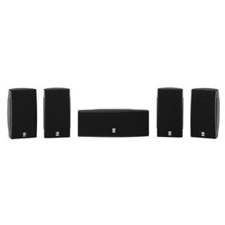 ULTRA COMPACT 5.0 SURROUND SOUND HOME THEATER SPEAKER SYSTEM NS AP1405