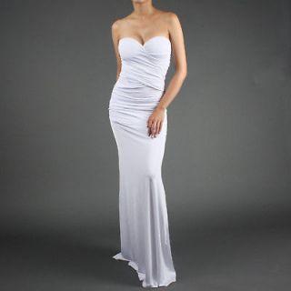 white maxi dress in Dresses