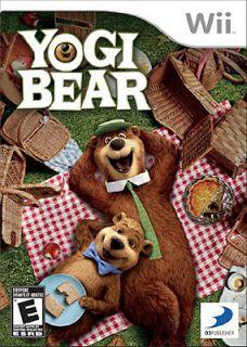 yogi bear game