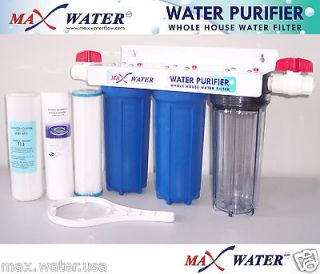 whole house water filter in Water Filters