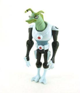 Ben 10 Ultimate Omniverse Alien   Intergallactic Plumber 10cm 4
