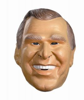 George W Bush Full Overhead Costume Mask 10406
