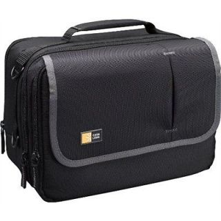 NEW   CASE LOGIC 7 9 DUAL SCREEN PORTABLE DVD PLAYER CASE WITH