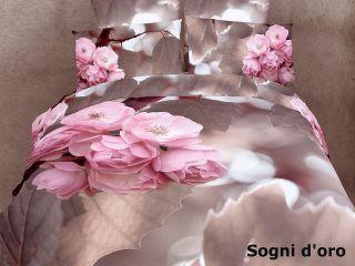 Cherry Blossoms King Full Queen Duvet Comforter Bed Bedding Set