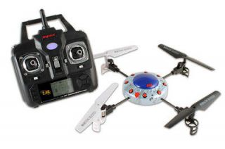 NEW!! Syma X1 4CH 2.4G 360° Eversion RC Quad Copter UFO