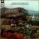 BERNSTEIN Charles Ives Symphony 2 6 Eye LP NM w Photo Biography