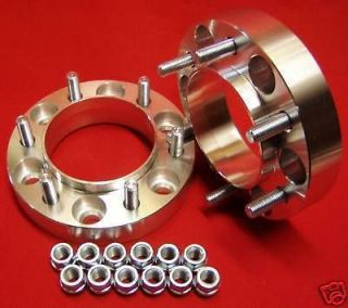 25  WHEEL SPACERS  (BILLET)  Toyota  Tacoma  Hubcentric  6x5