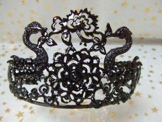 Black Swan Tiara ~ Odile ~ Swan Lake ~ Ballet ~ Gothic ~ Halloween