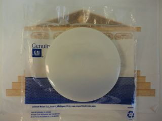 GM Chevrolet Ticket Writing 5 Dome Light Lens Cover 10160922 Signal