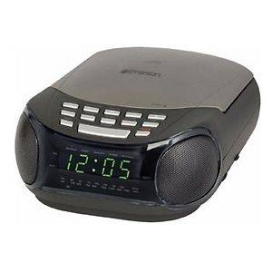 Emerson Research SMART SET CD Player Radio DUAL ALARM Clock Model moreover Wiring Dual Turntable besides Emerson Eme Nr303ttc Classic Turntable Wood System Cd Radio Tape Record Player together with B0007NKAV4 likewise 302147901526. on emerson clock radio cd player
