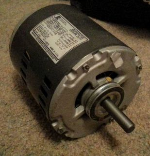 Emerson 1/2 HP 2 SPEED EVAPORATIVE SWAMP COOLER MOTOR